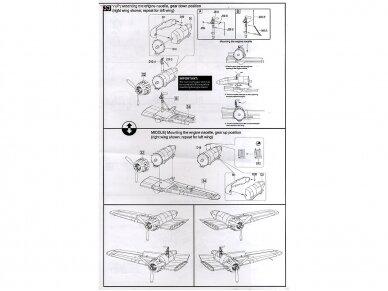 HK Models - B-25J Mitchell The Strafer, Mastelis: 1/32, 01E02 23