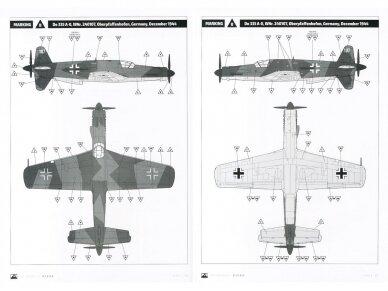 HK Models - Dornier Do 335 A Fighter Bomber, Mastelis: 1/32, 01E08 15