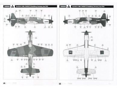 HK Models - Dornier Do 335 A Fighter Bomber, Mastelis: 1/32, 01E08 17