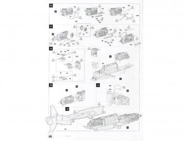 HK Models - Dornier Do 335 A Fighter Bomber, Mastelis: 1/32, 01E08 20