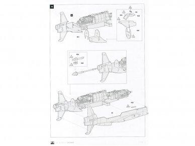 HK Models - Dornier Do 335 A Fighter Bomber, Mastelis: 1/32, 01E08 21