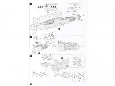 HK Models - Dornier Do 335 A Fighter Bomber, Mastelis: 1/32, 01E08 22
