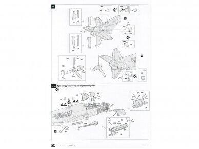HK Models - Dornier Do 335 A Fighter Bomber, Mastelis: 1/32, 01E08 23