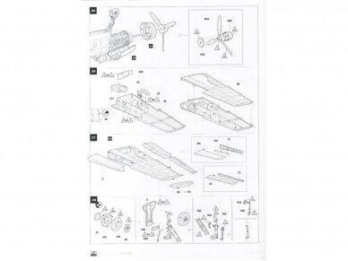HK Models - Dornier Do 335 A Fighter Bomber, Mastelis: 1/32, 01E08 26