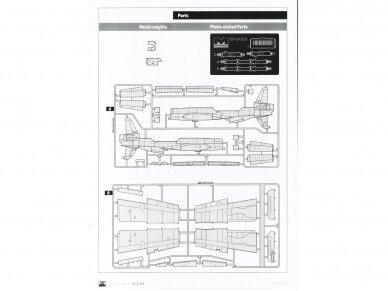 HK Models - Dornier Do 335 A Fighter Bomber, Mastelis: 1/32, 01E08 29
