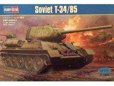 Hobbyboss -  WWII Soviet T-34/85, Mastelis: 1/16, 82602