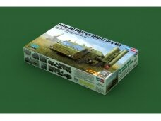 Hobbyboss - Russian BAZ-64022 with 5P85, Scale: 1/35, 85517
