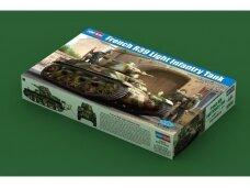 Hobbyboss - French R39 Light Infantry Tank, 1/35, 83893