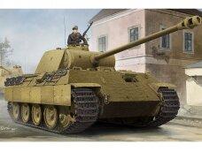 Hobby Boss - Panzerkampfwagen V Ausf.A su zimmerit'u, Mastelis: 1/35, 84506