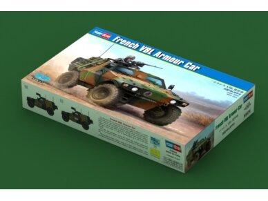 Hobbyboss - French VBL Armour Car, Mastelis: 1/35, 83876
