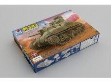 I Love Kit - M3A1 Medium Tank, 1/35, 63516