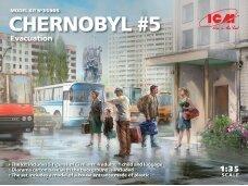 ICM - Chernobyl #5, Evacuation, 1/35, 35905