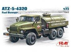 ICM - ATZ-5-4320 Fuel bowser, 1/72/, 72613