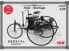 ICM - Benz Patent-Motorwagen 1886, 1/24, 24040