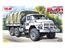 ICM - ZiL-131 Army Truck, 1/72, 72811