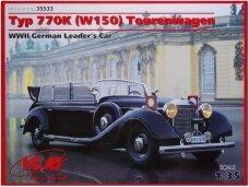 ICM - Mercedes-Benz Typ 770K (W150) Tourenwagen, 1/35, 35533