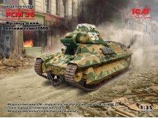 ICM - WWII French Light Tank FCM 36, 1/35, 35336