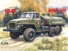 ICM - ATZ-5-375 re-issue, 1/72, 72713