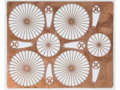 ICM - Benz Patent-Motorwagen 1886, Mastelis: 1/24, 24040 4