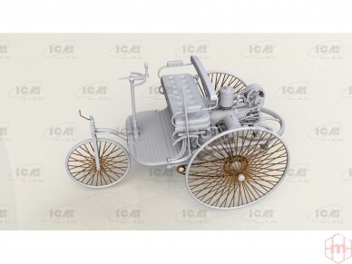 ICM - Benz Patent-Motorwagen 1886, Mastelis: 1/24, 24040 2