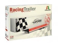 Italeri - Racing Trailer, 1/24, 3936