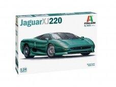 Italeri - Jaguar XJ 220, 1/24, 3631