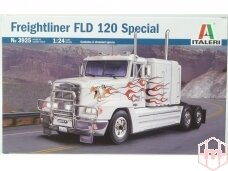 Italeri - Freightliner FLD 120 Special, Scale: 1/24, 3925