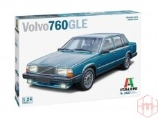 Italeri - Volvo 760 GLE, 1/24, 3623