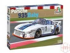 Italeri - Porsche 935 Baby, 1/24, 3639