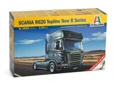 Italeri - Scania R620 V8 New R Series, Scale: 1/24, 3858