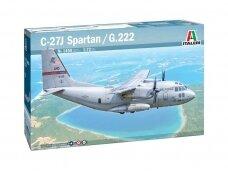 Italeri - C-27J Spartan/G.222, 1/72, 1450