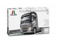 Italeri - Volvo FH16 Globetrotter XL, Scale: 1/24, 3940
