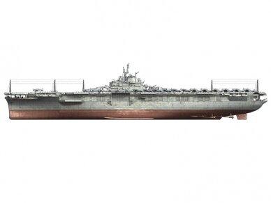 Italeri - World of Warships USS Essex, Mastelis: 1/700, 46503 3