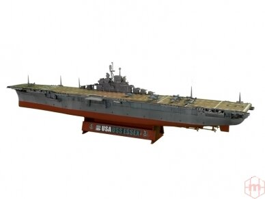Italeri - World of Warships USS Essex, Mastelis: 1/700, 46503 5