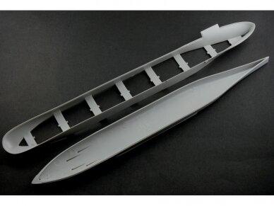 Italeri - World of Warships USS Essex, Mastelis: 1/700, 46503 6