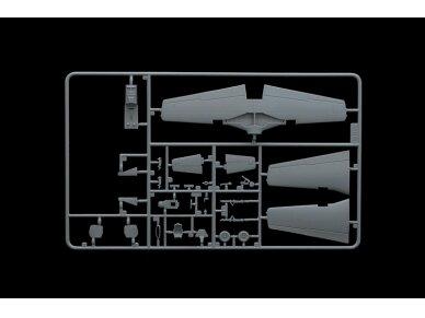 Italeri - F-51D Mustang dovanų komplektas, Mastelis: 1/72, 71086 4