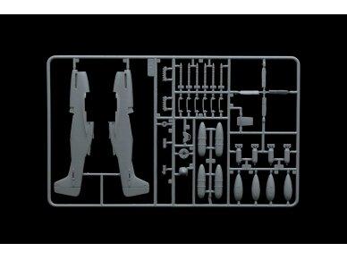 Italeri - F-51D Mustang dovanų komplektas, Mastelis: 1/72, 71086 5