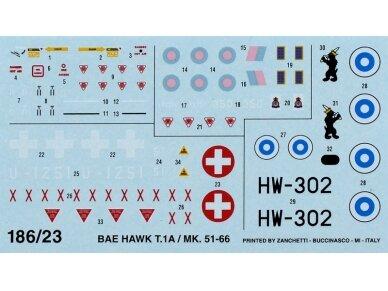 Italeri - Hawk Mk.I dovanų komplektas, Mastelis: 1/72, 71186 2