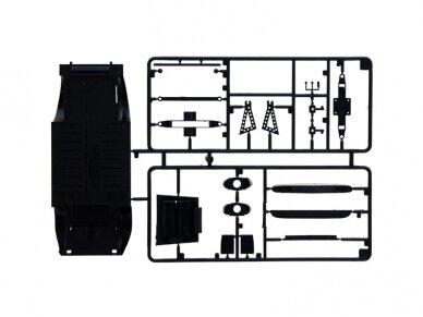 Italeri - Lamborghini Miura model set, 1/24, 72002 3