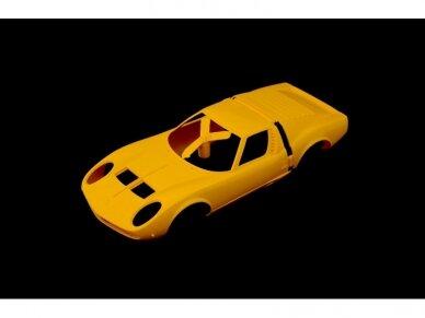 Italeri - Lamborghini Miura model set, Scale: 1/24, 72002 2