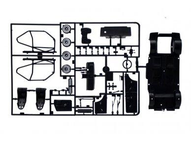Italeri - Lancia Delta HF integrale, Mastelis: 1/24, 3658 5