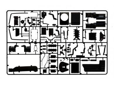 Italeri - Mercedes-Benz Actros MP3 White Liner/Black Liner, Mastelis: 1/24, 3884 11