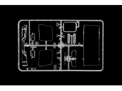 Italeri - Mercedes-Benz Actros MP3 White Liner/Black Liner, Mastelis: 1/24, 3884 13