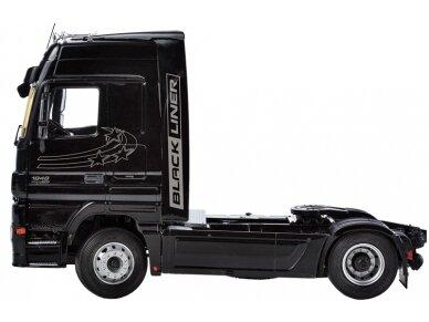 Italeri - Mercedes-Benz Actros MP3 White Liner/Black Liner, Mastelis: 1/24, 3884 5