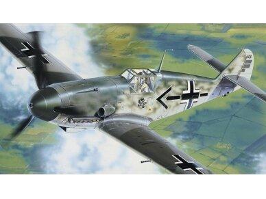 Italeri - Messerschmitt 109 Model set, 1/72, 71053 2