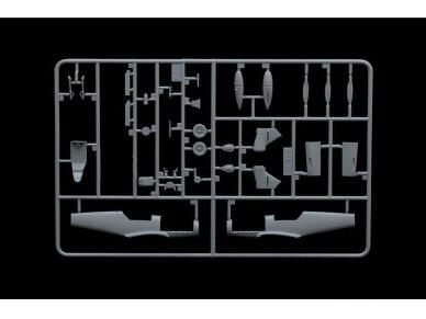 Italeri - Messerschmitt 109 Model set, Scale: 1/72, 71053 7