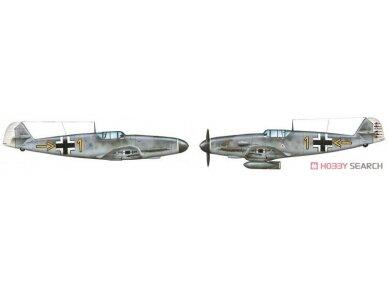 Italeri - Messerschmitt 109 Model set, 1/72, 71053 9