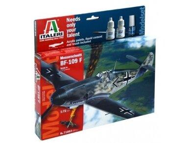 Italeri - Messerschmitt 109 Model set, 1/72, 71053