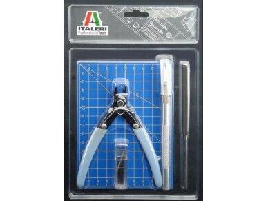 Italeri - Modeliavimo įrankių rinkinys, 50815