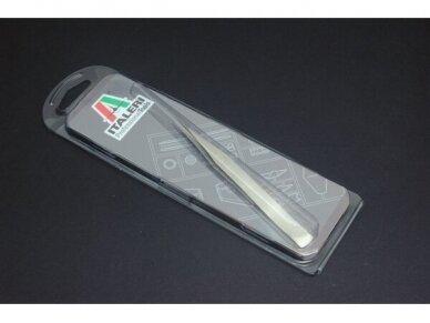 Italeri - Pincetas plieninis tiesus, 50814